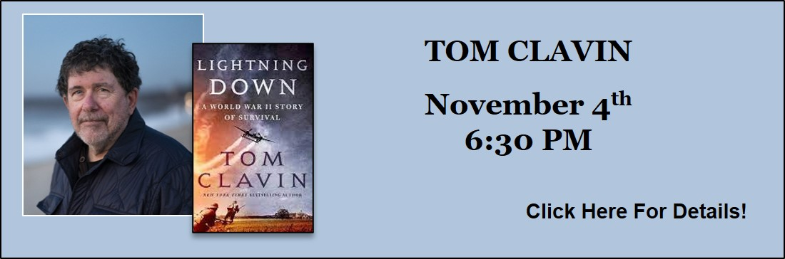 Event with Tom Clavin